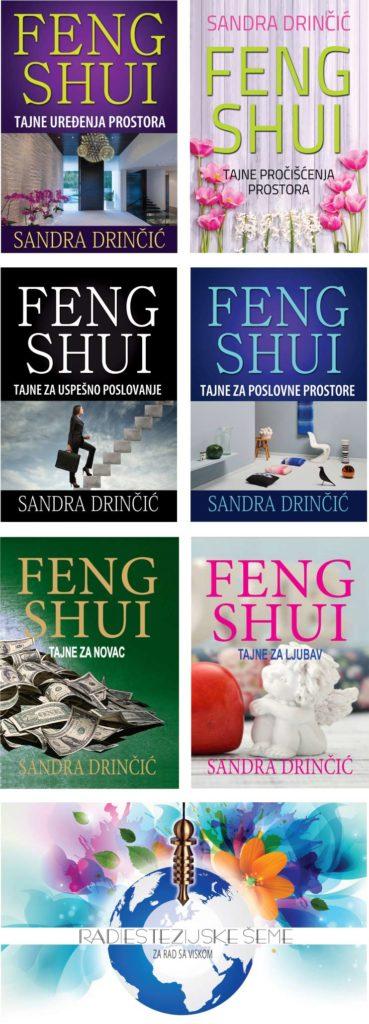 Feng Shui Knjige